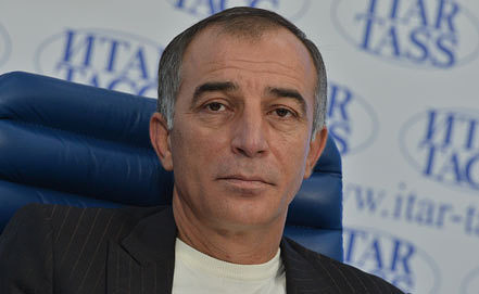 Алий Тоторкулов. Фото ИТАР-ТАСС/Юрий Машков