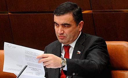 Олег Хацаев. Фото ИТАР-ТАСС/ Станислав Красильников