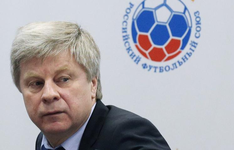 Бывший президент Российского футбольного союза Николай Толстых