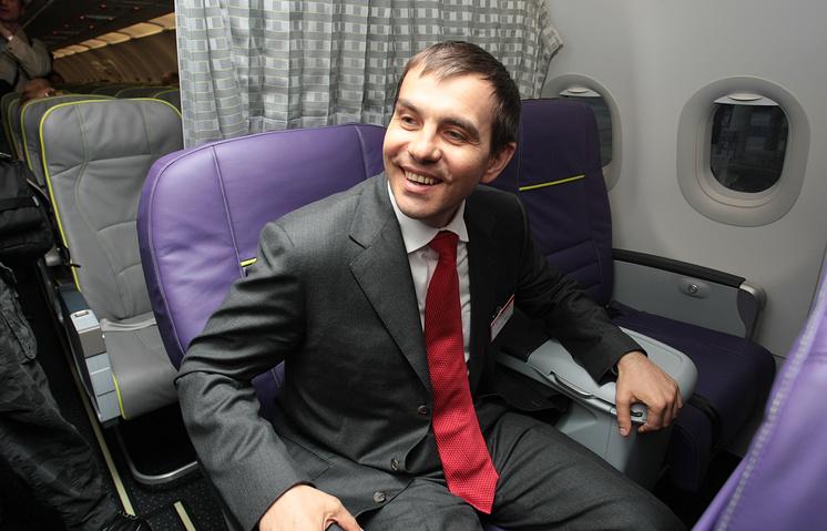 Генеральный директор авиакомпании S7 Владислав Филев