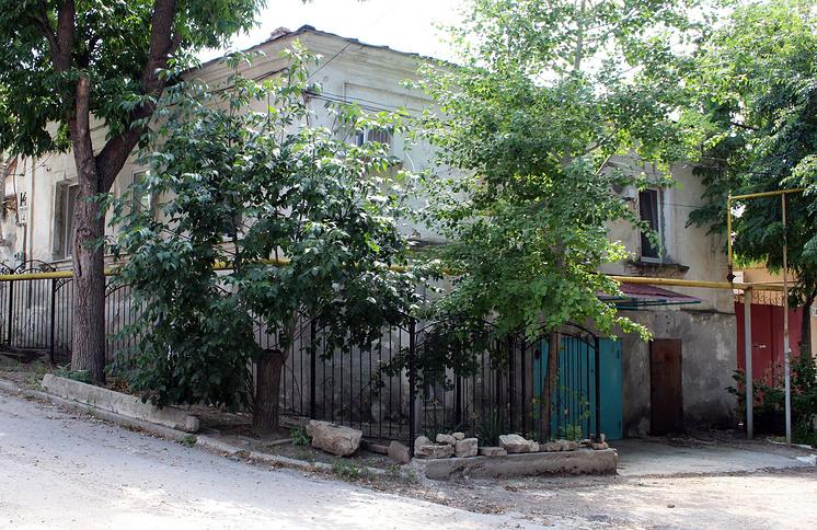 Дом, где родился Айвазовский