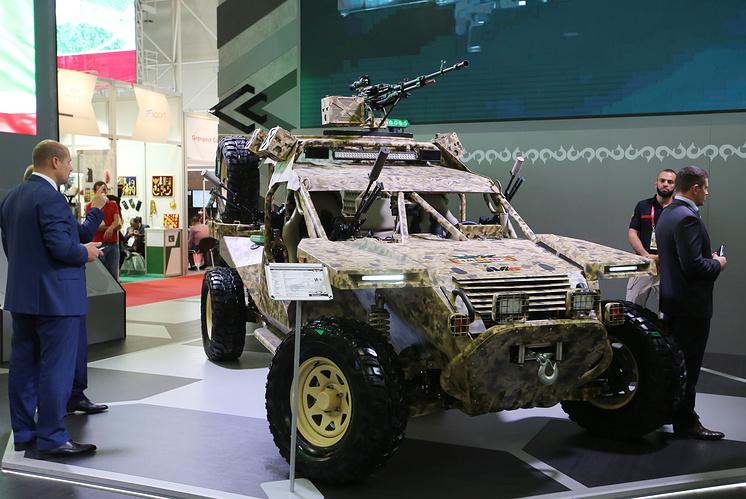 Аэромобильный многоцелевой автовездеход (багги) Чаборз М-6