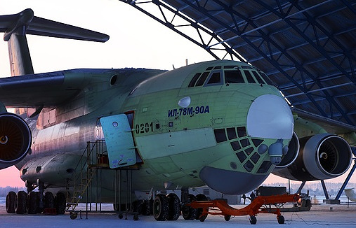 Самолет Ил-78М-90А